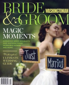 Dolce included in Washington Bride & Groom, Summer/Fall 2010: Best Videographers