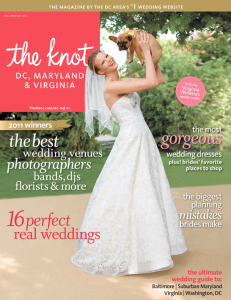 """Dolce wins """"The Knot Best of Pick"""" for 2011"""