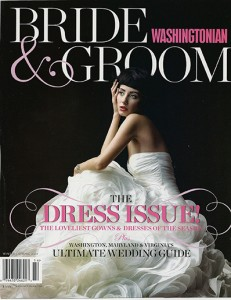 Dolce listed In Washingtonian's Bride & Groom, Winter 2011: Best Videographers.