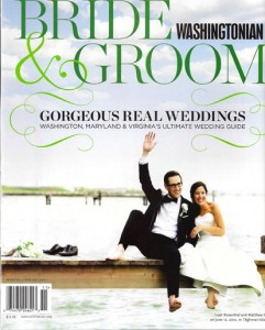 Dolce listed In Washingtonian's Bride & Groom, Spring 2011: Best Videographers.
