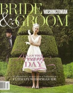 Dolce listed In Washingtonian's Bride & Groom, Summer 2011: Best Videographers.