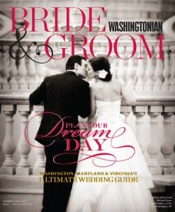 Dolce listed In Washingtonian's Bride & Groom, Fall 2011: Best Videographers.