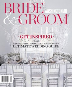 Dolce listed In Washingtonian's Bride & Groom, Winter 2012: Best Videographers.