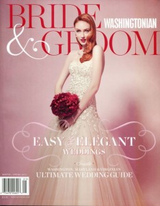 Dolce listed In Washingtonian's Bride & Groom, Spring 2012: Best Videographers.