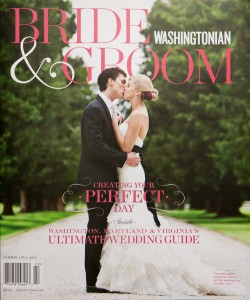 Dolce listed In Washingtonian's Bride & Groom, Summer 2012: Best Videographers.