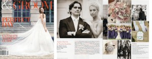 Dolce filmed Annie and Taylor's wedding, a featured Real Wedding in Washingtonian Bride & Groom magazine, Spring 2013. Dolce also listed as 'Best Videographers' in this same issue.