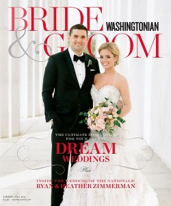 Dolce listed In Washingtonian's Bride & Groom, Summer 2013: Best Videographers.